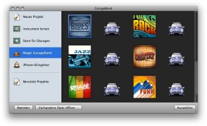 iLife GarageBand - Magic GarageBand