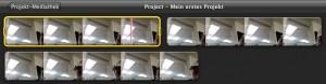 iLife iMovie - Projekt