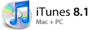 Apple iTunes 8.1