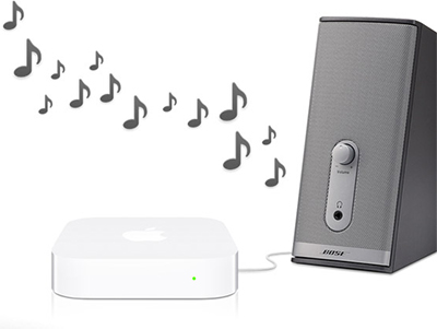 AirPort Express AirTunes