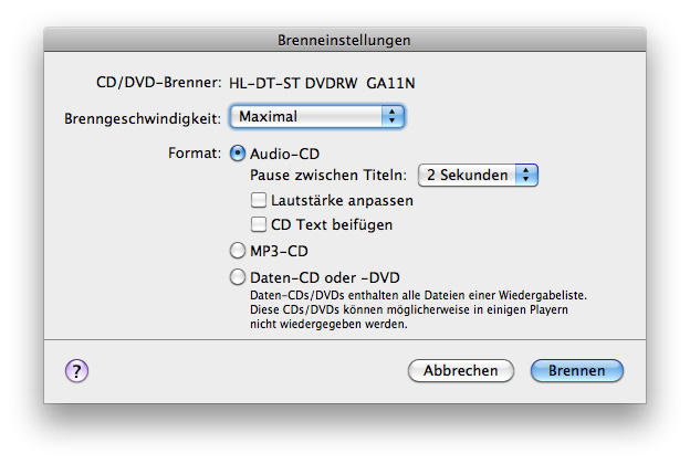 how to change the format of a dvd to cd