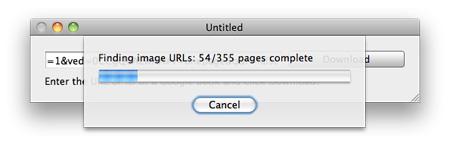 Google Books Downloader für Mac OS