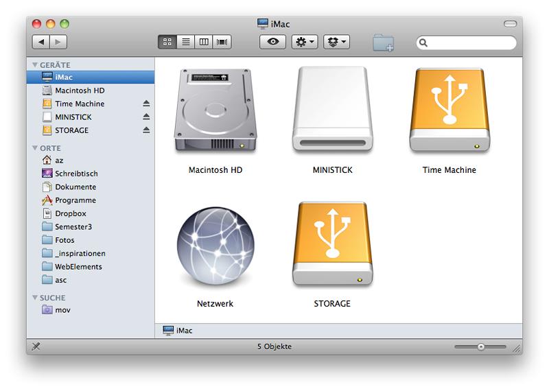 Eigene Icons Für Dateien Ordner Maceinsteiger De