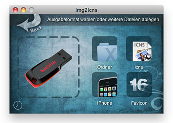 Mac OS img2icns.app