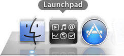 Mac OS X Lion - Launchpad ersetzt Dashboard