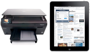 AirPrint-Drucker