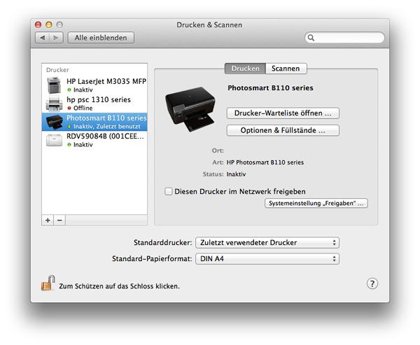 Mac Installieren Windows Freigegebenen Drucker