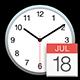 Datum in der Menüleiste anzeigen