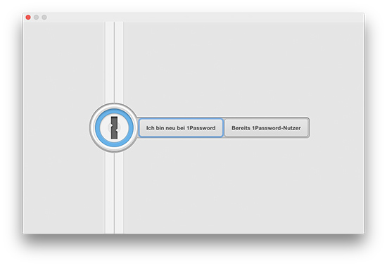 1Password - Ich bin neu bei 1Password