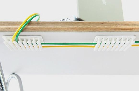 Kabelhalterung - ...