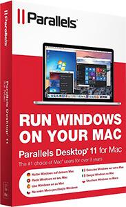Parallels Desktop für Mac 11 Packung