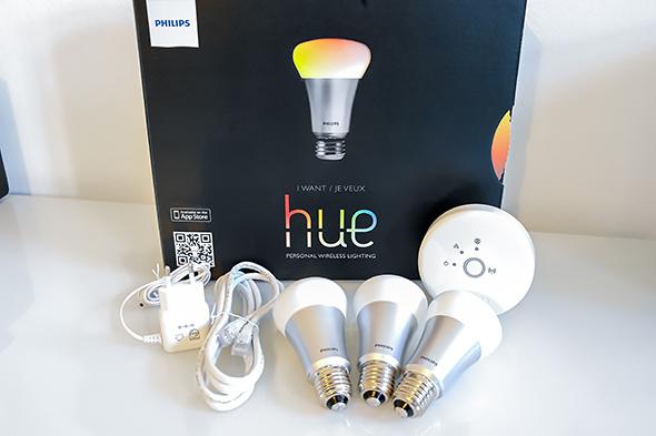 Philips Hue Bulbs Verpackung