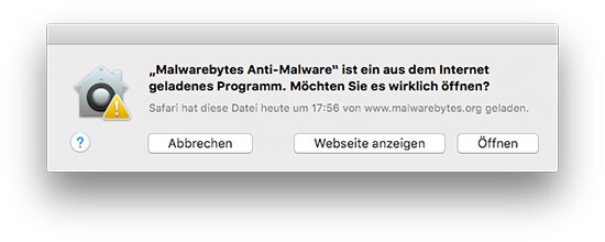 OS X Xprotect - Dateiquarantäne