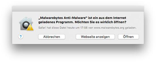 OS X Xprotect - Dateiquarantäne