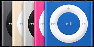 iPod shuffle Kaufberatung